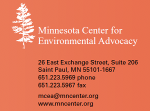 MN Center for Environmental Advocacy