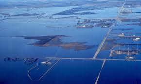 Fargo Moorhead Dam and FM Diversion Land Theft