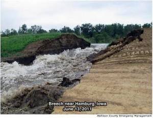 Fargo Flood Threat and Loss of Life