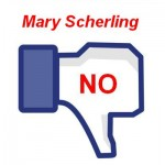 Mary Scherling is NO FRIEND of Cass Rural Voters