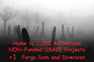 Fargo Dam and FM Diversion Funding
