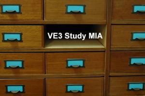 VE3 Study MIA