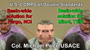 Hypocrisy of the CORPS