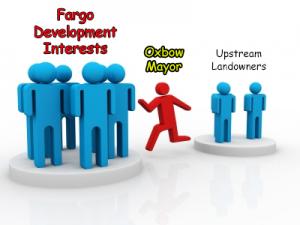 Oxbow Mayor Bows to Fargo