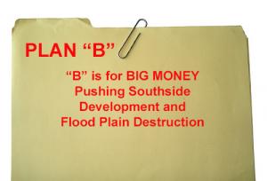 Plan B - Fargo Dam and FM Diversion