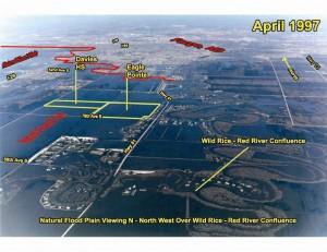 Flood Plain Encroachment Fargo ND