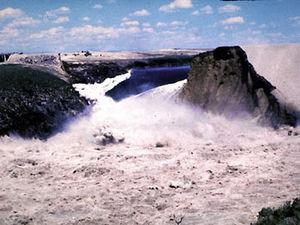 Grand Teton Dam Failure
