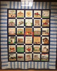 Hickson ND Centennial Quilt