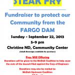 MNDak Upstream Coalition Steak Fry Fundraiser September 22nd, 2013