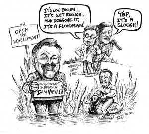 Moorhead MN Sacrifices Future for ND Cattails