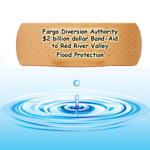 Diversion Authority Demands: Fargo First