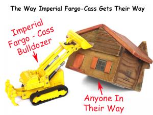 Imperial Fargo Cass Bulldozer