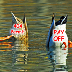 Fargo Diversion Authority Ducks Unlimited 404 Permit Deal