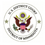 U.S. District Court Minnesota