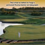 Oxbow Golf Course vs Fargo Flood Protection