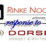 Attorney Letter Richland Wilkin JPA to FM Diversion Authority