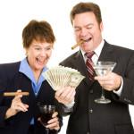 Money, The Drug of Choice