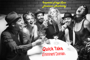 Imperial Fargo - Cass | Quick Take Eminent Domain Thugs