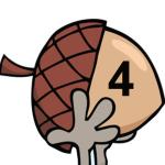 Nut Number 4