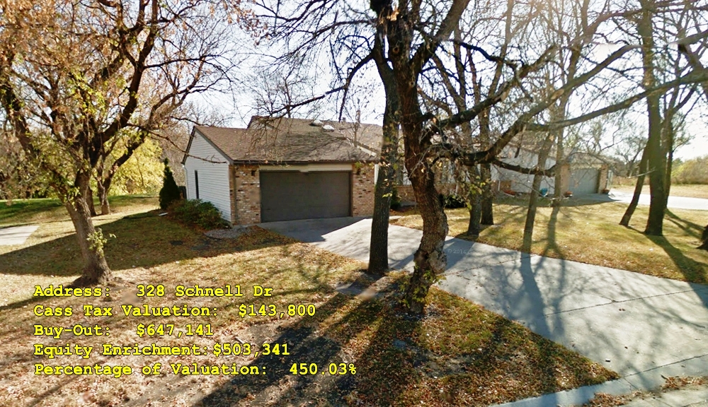 328 Schnell Dr, Oxbow, ND Buy-Out
