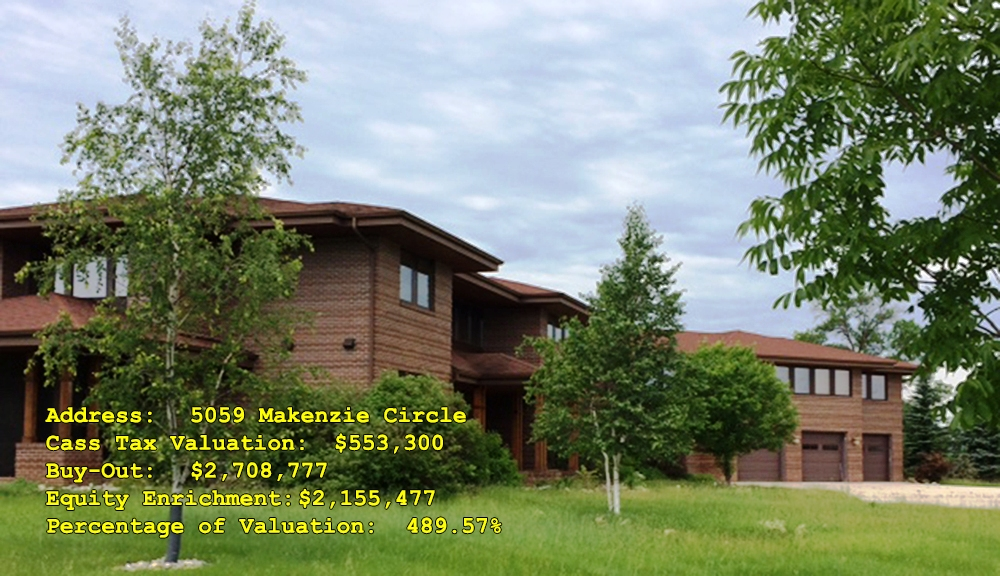 5059 Makenzie Circle, Oxbow, ND Buy-Out