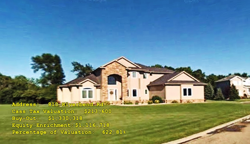 810 Riverbend Rd, Oxbow, ND Buy-Out