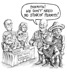Permits (Click for Large View)