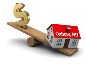 Oxbow ND Tax Values